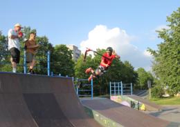 скейтплощадка