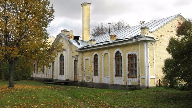 Дворцовое садоводство Павловска