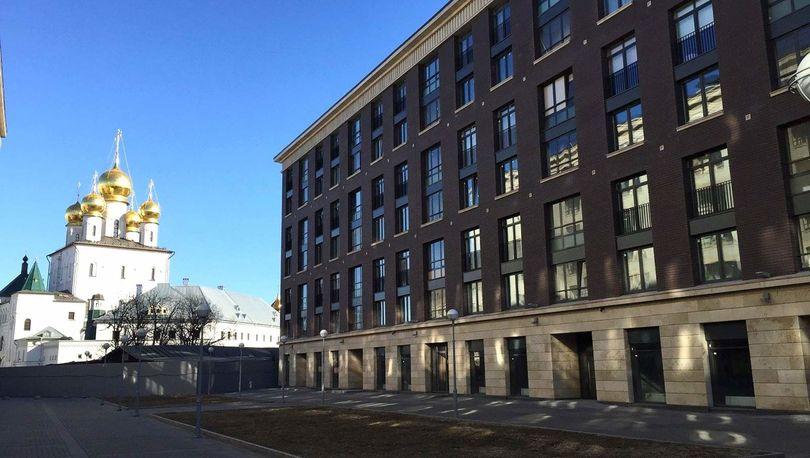 Сбербанк аккредитовал корпус 9Б ЖК «Царская столица»