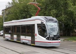 Подписано соглашение о создании линий частного трамвая в Петербурге