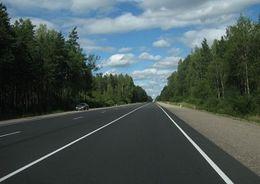 Участок трассы Р-23 «Псков» отремонтируют за 1,1 млрд рублей