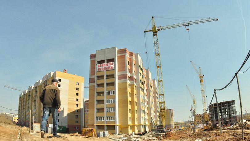 В Петербурге и Ленобласти продано на 14% больше жилья, чем годом ранее