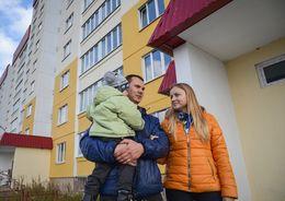 Минстрой планирует сократить объемы строительства в рамках программы «Жилье для российской семьи»
