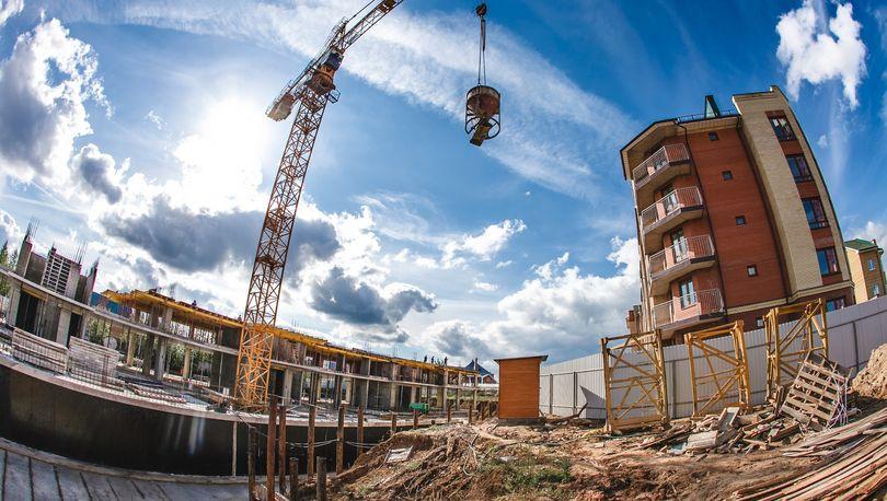 Доля импортных материалов и оборудования на стройках Петербурга упала до 3,75%