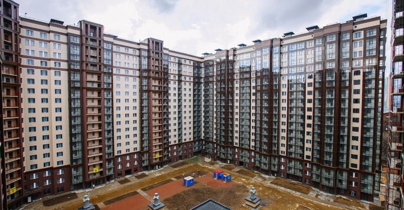 Корпус ЖК «Московские ворота» аккредитовал Газпромбанк