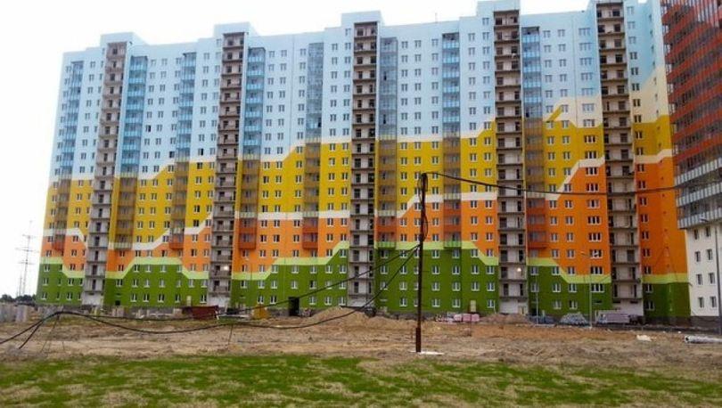 В ЖК «Новая Охта» ключи от квартир получили дети-сироты