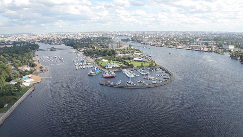 петровский остров