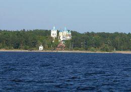 Коневcкий монастырь реконструируют