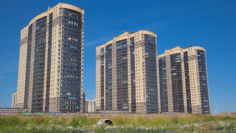 В Петербурге за месяц ввели  94,2 тыс. кв. м. жилья
