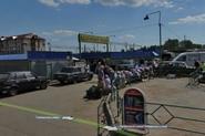 Снос рынка в Рыбацком отложен