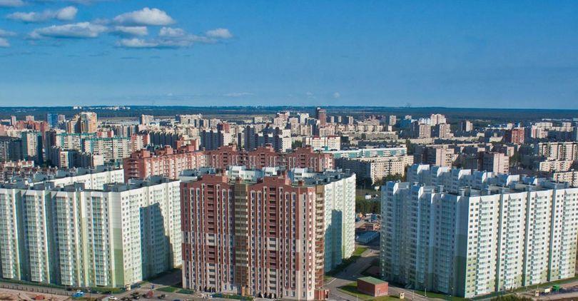 На каждого петербуржца приходится по 24 кв.м. жилья