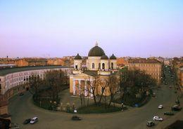 На Спасо-Преображенском соборе отреставрируют купола