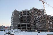 На строительстве Перинатального центра в Карелии сменят субподрядчика