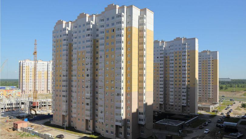 37 домов «СУ-155»  достроены