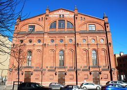 Декорационный магазин и зал Дирекции императорских театров  признаны региональными памятниками