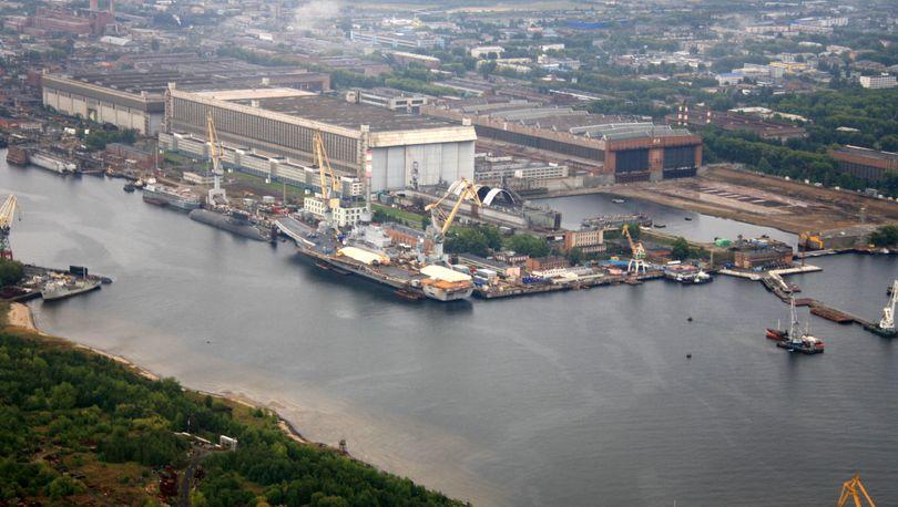 Петербуржцы примут участие в реконструкции «Севмаша»