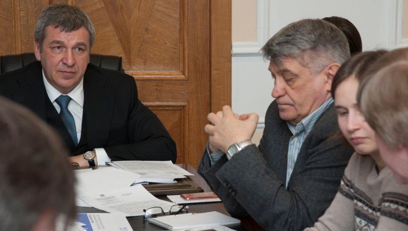 Сокуров и Албин