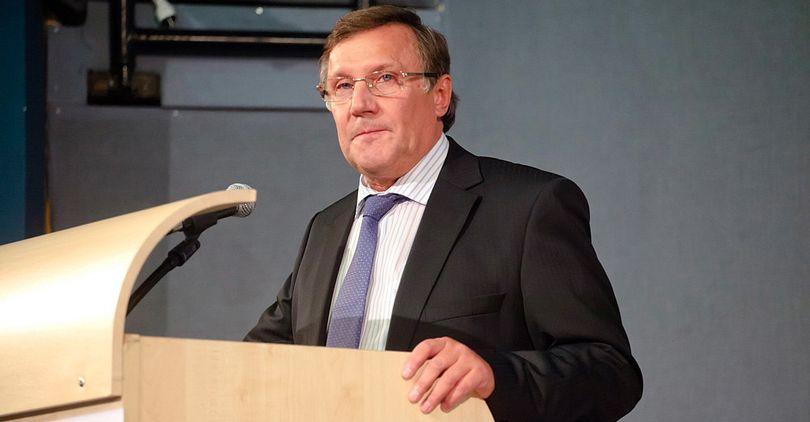 Вячеслав Заренков - генеральный директор ГК «Эталон»