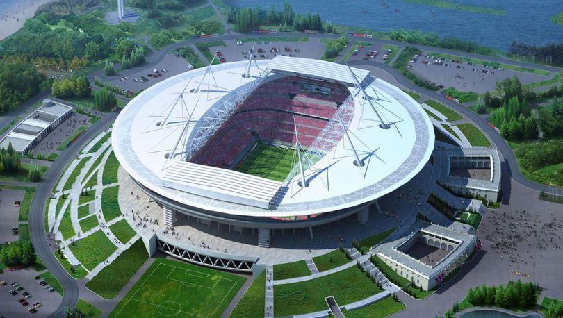 Стадион «Зенит-Арена» торжественно откроют весной