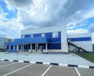 Физкультурно-оздоровительный комплекс в подмосковной Дрезне откроют в сентябре