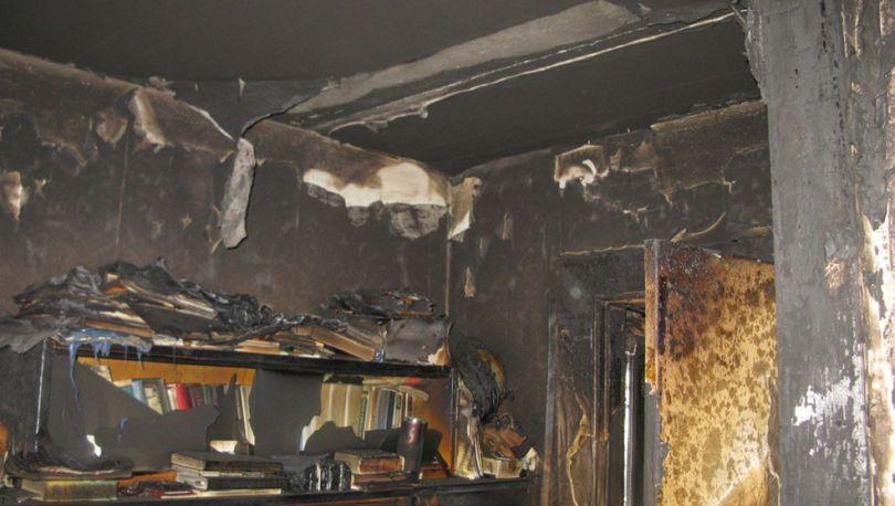 Из горящего дома на Лесном эвакуировали 8 человек
