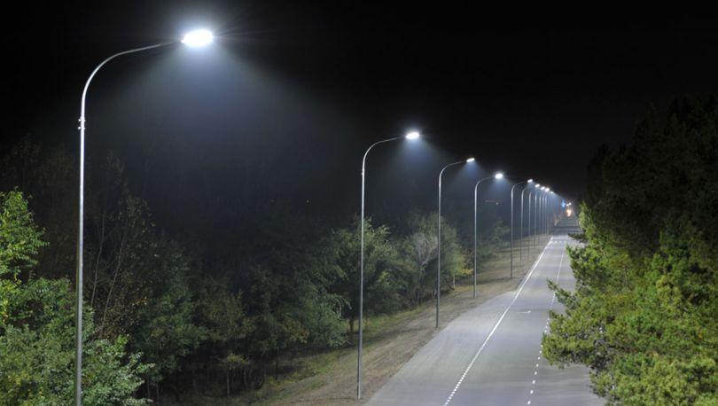 дорожное освещение