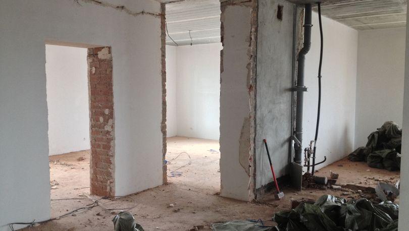 Предлагается объявить амнистию на самовольную перепланировку квартир