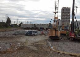 Строительство продолжения Суздальского пр. завершат в ноябре