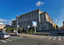 На Васильевском острове ограничат дорожное движение