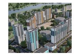 Проект остановки в ЖК «Цветной город» выберут по конкурсу
