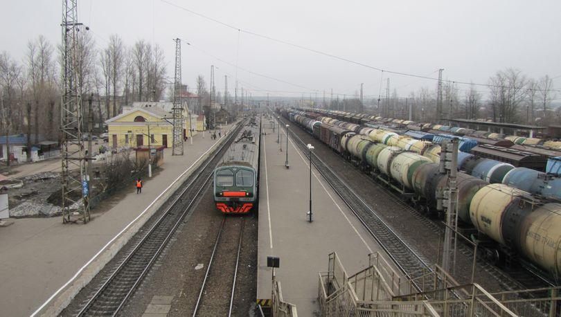 В развитие Октябрьской железной дороги вложили 1 млрд рублей