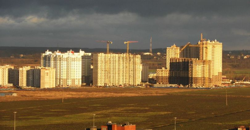 В Буграх построят микрорайон на 8 тыс. жителей