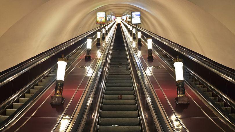 Эскалаторы обследуют на предмет продления службы