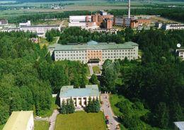 Конкурс на ремонт института ядерной физики приостановлен
