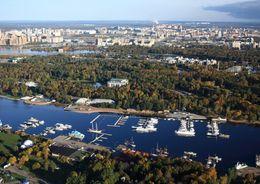 В Петербурге практически не осталось участков под строительство «элитки»