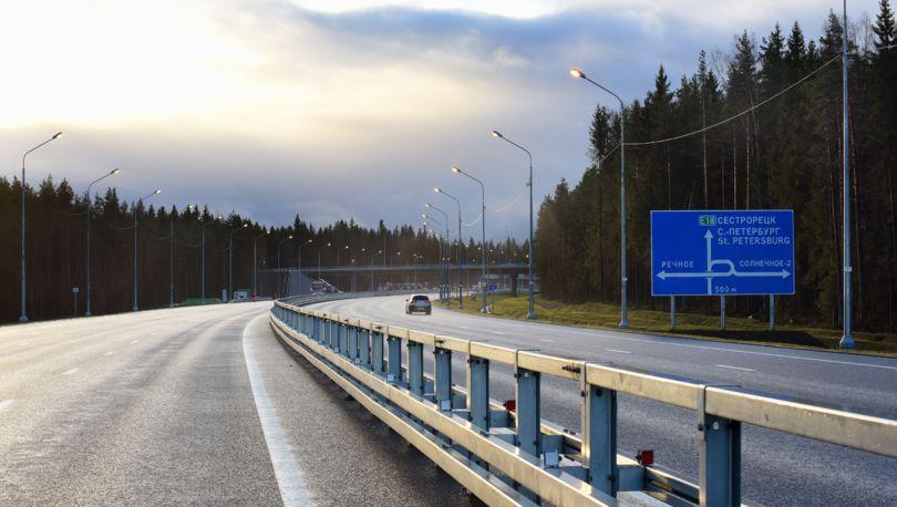 трасса Скандинавия