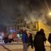 Возгорание в здании вокзала в Сестрорецке потушено