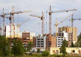 С начала года в РФ построили 49,5 млн кв. м жилья
