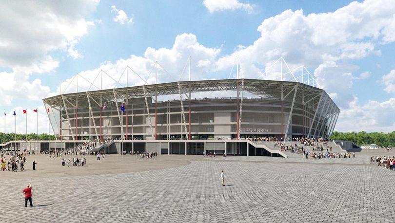 Созданием территории для стадиона в Калининграде займется «СК Монолит»