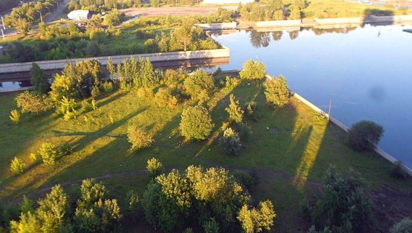 Парк на Смоленке