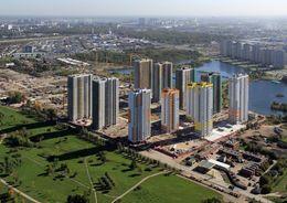 «Ленэнерго» обеспечило мощность для строительства жилого квартала в Купчино