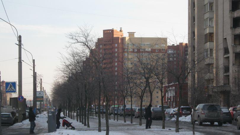 Петербург расторг договор на аренду участка  в Красносельском районе