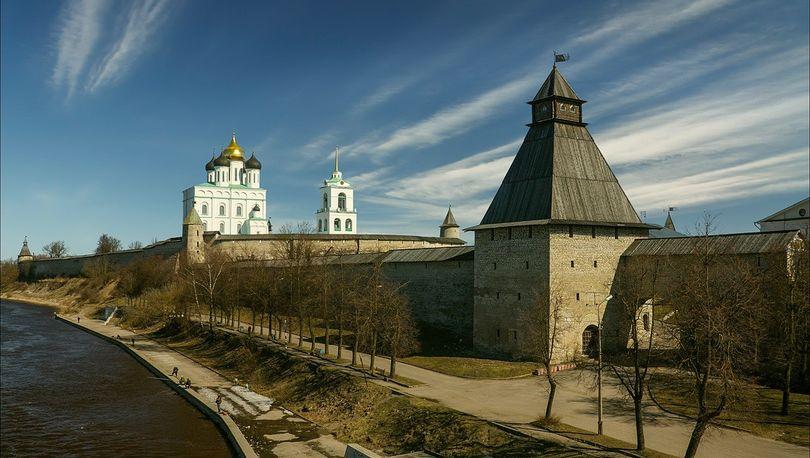 На подготовку проекта реставрации Псковского кремля выделены 44 млн рублей