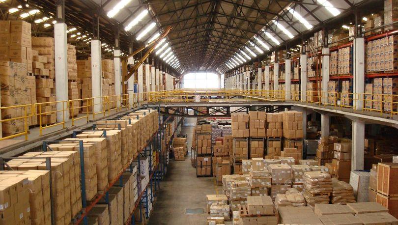 Рынок складов в Петербурге достиг 2,6 млн. кв.м