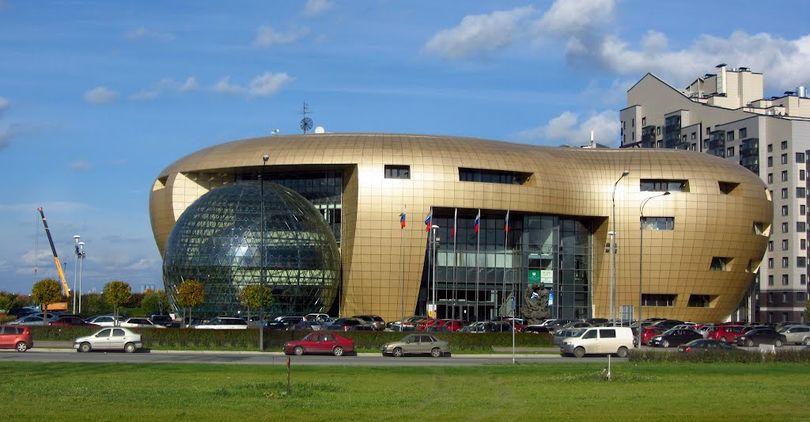 В Петербурге могут построить комплекс, подобный «Балтийской жемчужине»