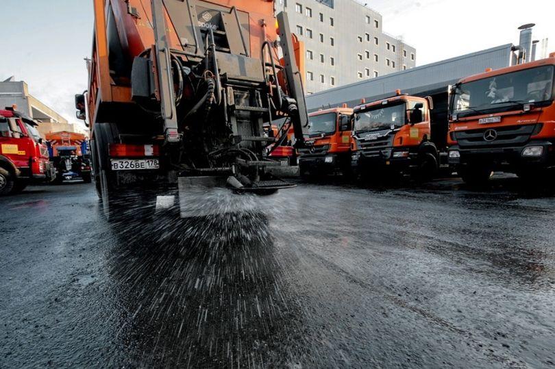 солевой раствор для дорог