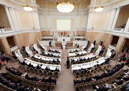 ЗакС Петербурга со скандалом объявил благодарность председателю КГИОП