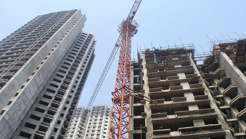 В Петербурге  растут объемы работ в строительстве