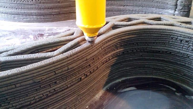 ВДании печатают сооружение на3D-принтере ярославской разработки