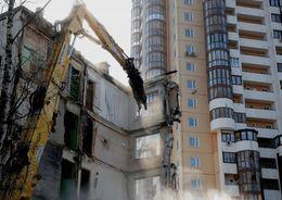 Мень:  Ситуация с расселением аварийного жилья остается критической